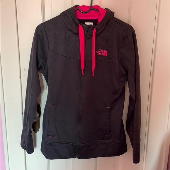185a3f4f9 Northface hoodie size M
